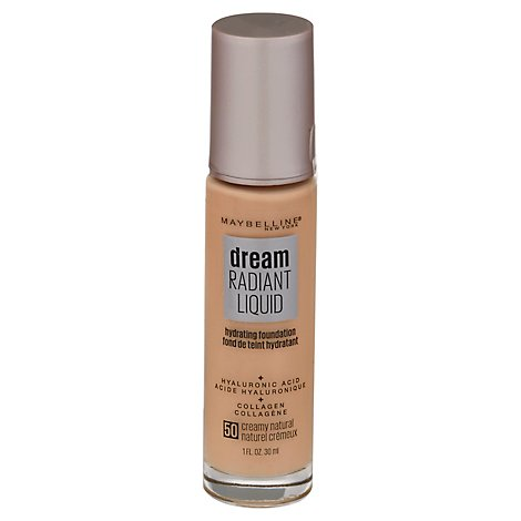 Dream Radiant Liquid Creamy Natural - Each