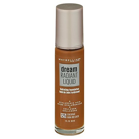 Dream Radiant Liquid Coconut - Each