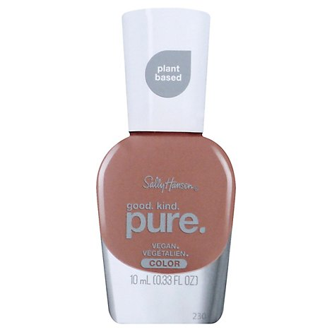 Sally Hansen Good Kind Pure Nail Color Pink Cardamom 230 - 0.33 Fl. Oz.