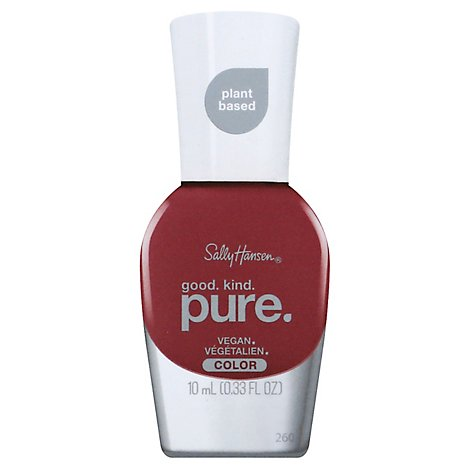 Sally Hansen Good Kind Pure Nail Color Eco Rose 260 - 0.33 Fl. Oz.