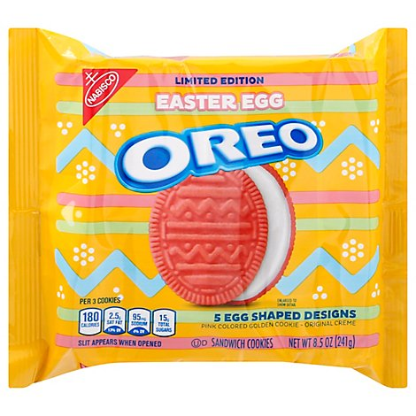 OREO Cookie Sandwich Limited Edition Easter Egg - 8.5 Oz