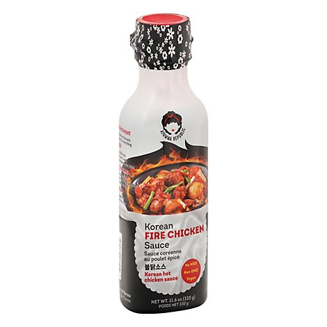 Jayone Sauce Chkn Korean Fire - 11 Oz