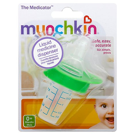Munchkin The Medicator Liquid Medicine Dispenser - Each