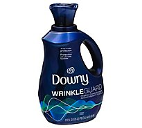 Downy WrinkleGuard Fabric Conditioner Fresh - 64 Fl. Oz.