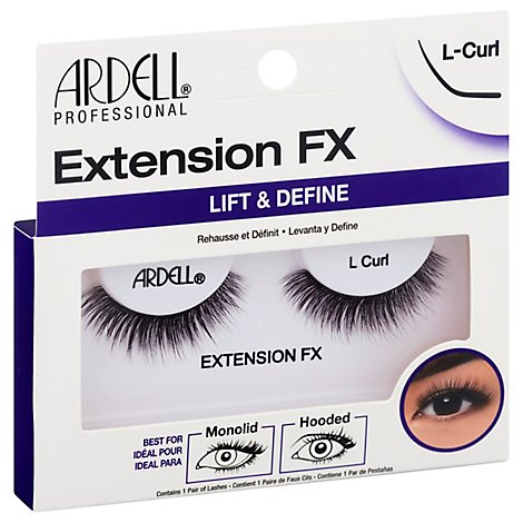 Ardell Extension Fx L-Curl - Each