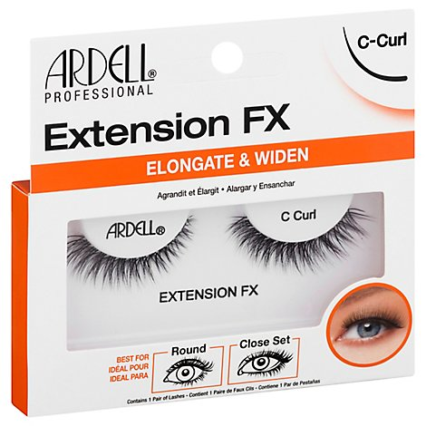 Ardell Extension Fx C-Curl - Each