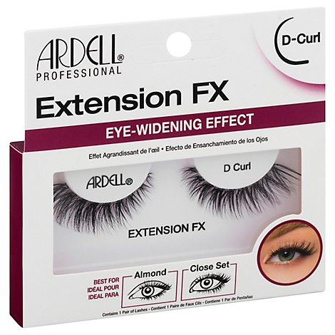 Ardell Extension Fx D-Curl - Each