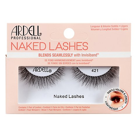 Ardell Naked Lashes 421 - Each