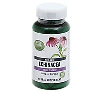 Open Nature Supplement Echinacea 400 Mg - 100 Count