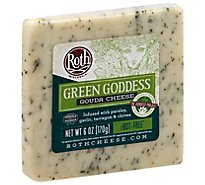 Roth Green Goddess Cheese Gouda - 6 Oz