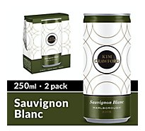 Kim Crawford Wine Sauvignon Blanc Cans - 2-250 Ml