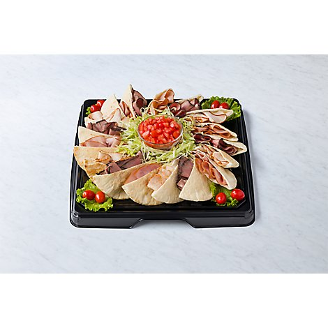 Deli Catering Tray Sandwich Pita Pocket 18 Inch