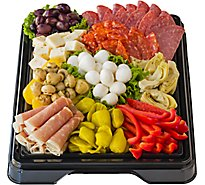 Deli Catering Tray Antipasto 12-16 Servings - Each (Please allow 24 hours for delivery or pickup)