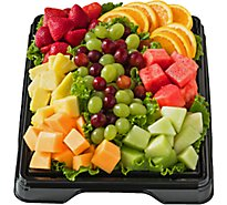 Deli Catering Tray Fruit 16 Inch Square Tray 20-24 Servings - Each (Please allow 24 hours for delivery or pickup)