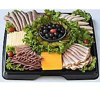 Deli Catering Tray Classic Meat & Cheese 16 Inch