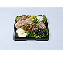 Deli Italian Meat & Cheese 16 Inch Tray - Each