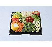 Deli Catering Tray Vegetable 18 Inch