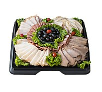 Deli Catering Tray Meat Lovers 16 Inch