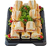 Deli Catering Tray Sandwich Hoagie - Each