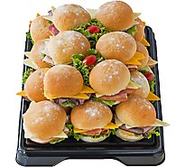Deli Catering Tray Sandwich Party Roll - Each