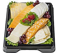 Deli Catering Tray Sliced Cheese - Each