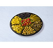 Deli Catering Tray Relish 18 Inch