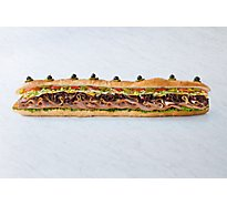 Deli Catering Tray Sandwich Submarine All American 3 Inch