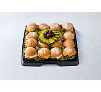 Deli Catering Tray Sandwich Party Roll 18 Inch