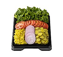 Deli Catering Tray Condiment 16 Inch