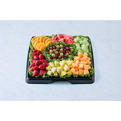 Deli Catering Tray Fruit 16 Inch