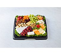 Deli Catering Tray Gourmet Cheese 16 Inch