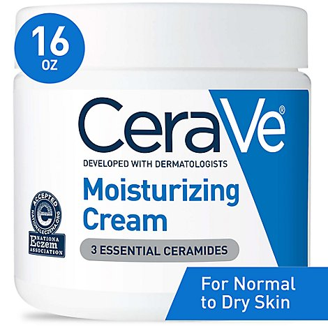 Cerave Cream Moisturizing - 16 Oz