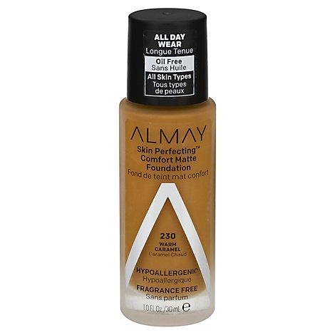 Almay Skin Perfecting Comfort Matte Foundation 150 Cool