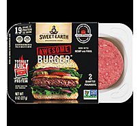 Sweet Earth Plant Based Awesome Burger - 8 Oz