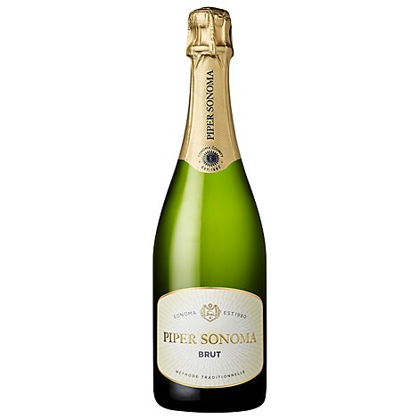 Piper Sonoma Sparkling Wine Brut - 750 Ml