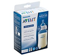 Avent Bottle Anti Colic Wide Neck 3m+ 11 Ounce - 2 Count