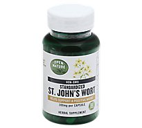 Open Nature Supplement St Johns Wort 300 Mg - 90 Count