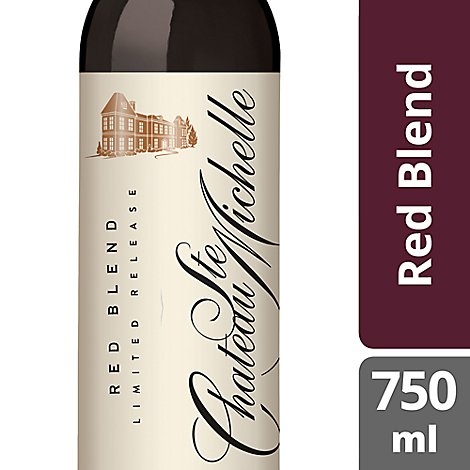 Chateau Ste. Michelle Wine Red Blend Limited Release Washington - 750 Ml