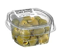 Fresh Pack Olive Castelvetrano Pitted - 4.4 Oz
