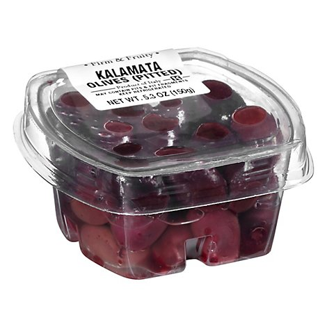 Fresh Pack Olive Kalamata Pitted - 5.3 Oz