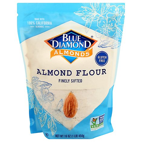 Blue Diamond Almond Flour - 1 Lb