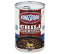 Kingsford Chili W/ Beans - 15 Oz