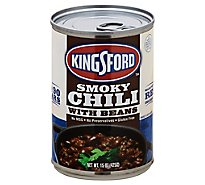 Kingsford Smoky Chili W/ Beans - 15 Oz
