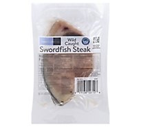 Water Front Bistro Swordfish Steak Wild Caught - 5 Oz
