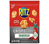 Ritz Crips & Thins Tobasco - 7.096 Oz