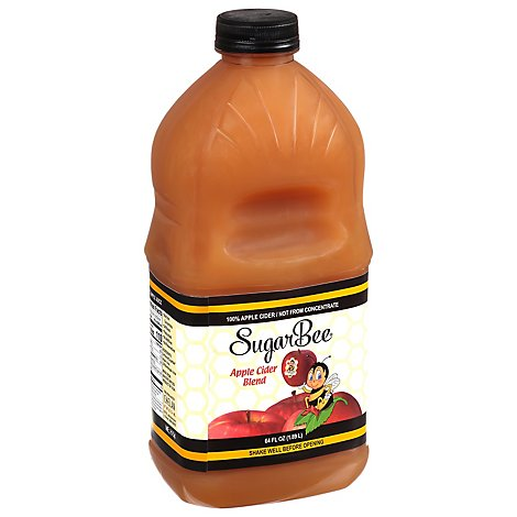 SugarBee Cider Apple - 64 Fl. Oz.