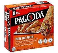 Pagoda Express Egg Roll Pork - 22 Oz