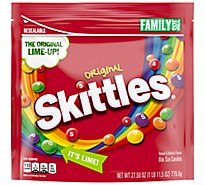 Skittles Candy Original Family Size - 27.5 Oz