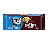Chips Ahoy! Cookies Hersheys Milk Chocolate - 9.5 Oz