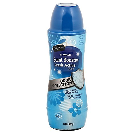 Signature Select Scent Booster Fresh Active - 14.8 Oz